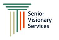 Senior Visionary Services Logo